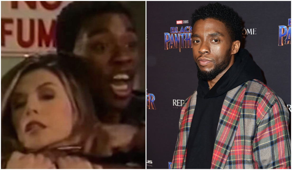 stars who did soap operas chadwick boseman all my children