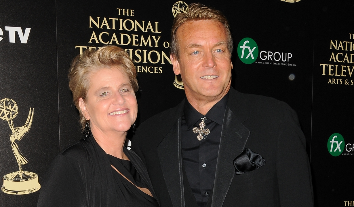 Young Restless Donny Boaz Girlfriend Nicole Henderson Anniversary Soaps Com Together, in the studio, they enjoy coming up with creative, new. young restless donny boaz