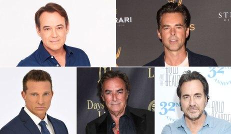 Daytime Emmy Leading Males 2019