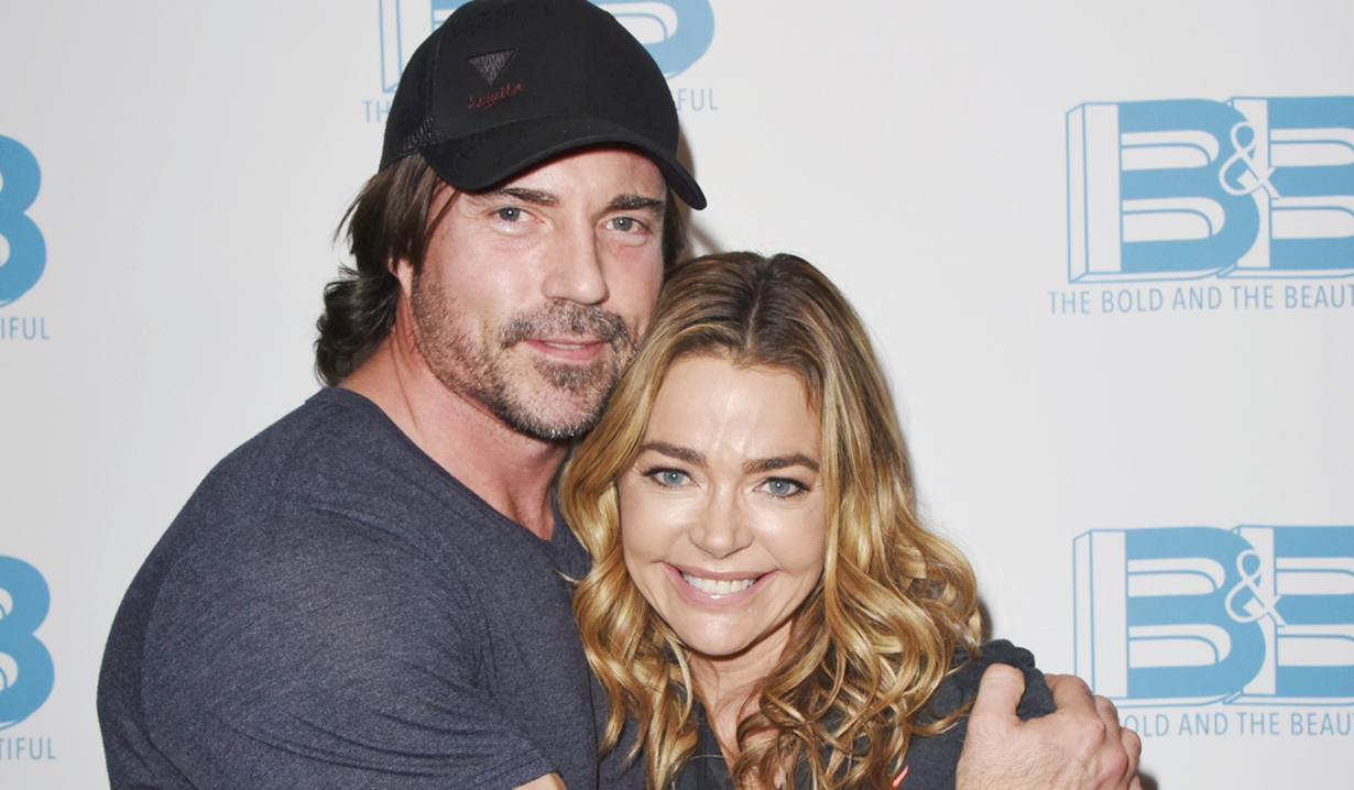 Denise Richards, Aaron Phypers B&B