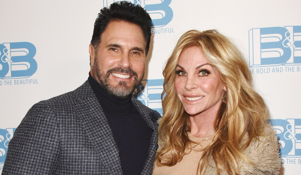 Don Diamont, Cindy Ambuehl B&B
