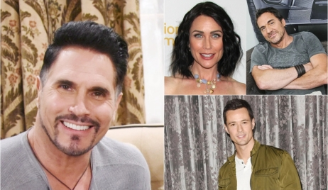Don Diamont, Rena Sofer, Thorsten Kaye, Matthew Atkinson B&B
