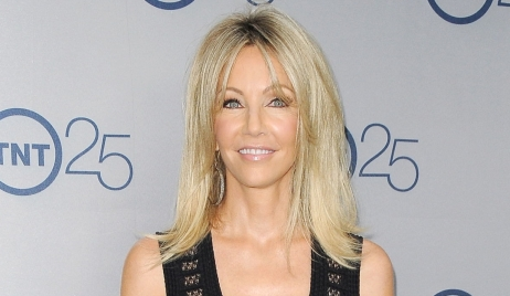 Heather Locklear engaged Dynasty, Melrose Place