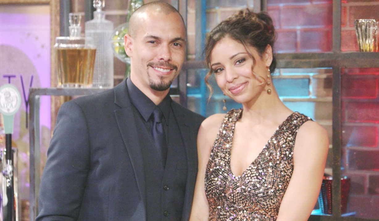 young and restless brytni sarpy bryton james emmy message