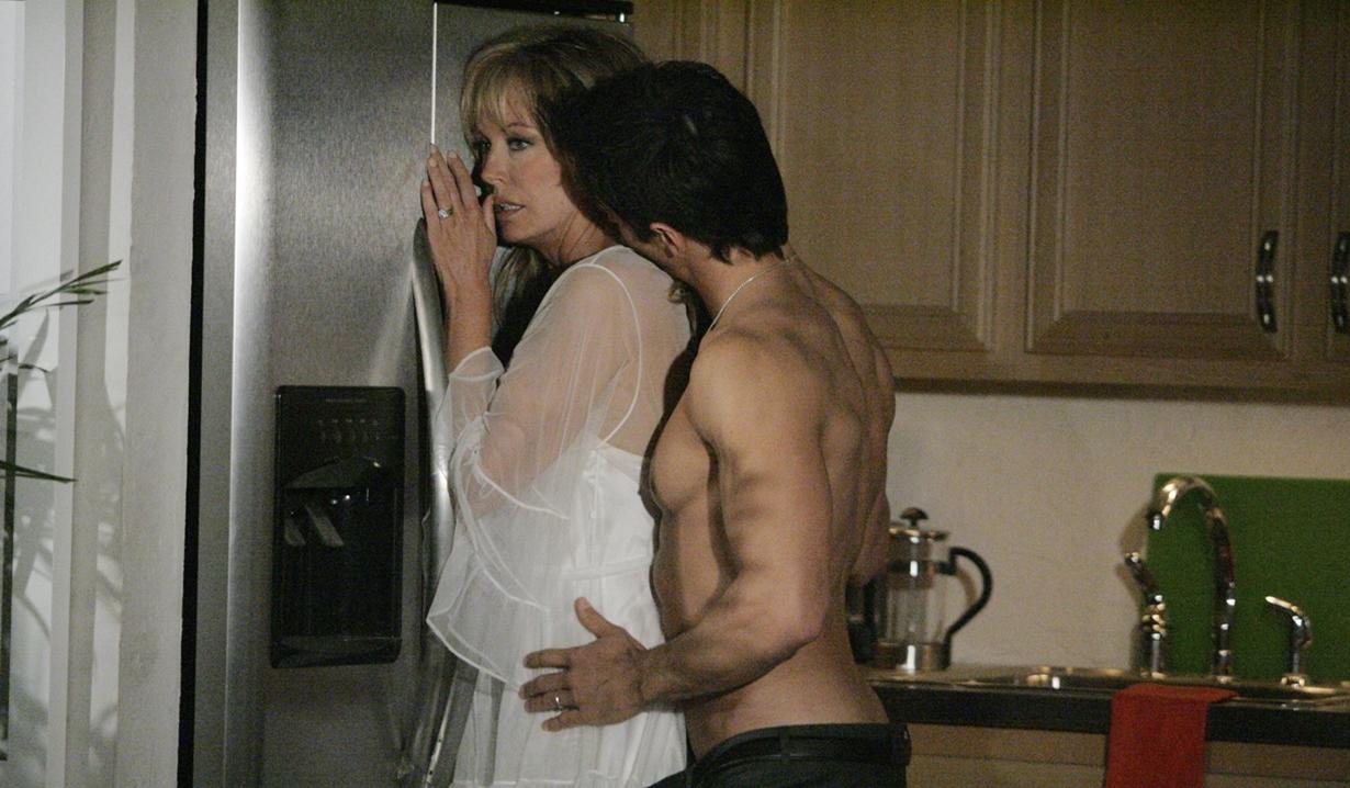 Jackie, Owen fridge sex B&B