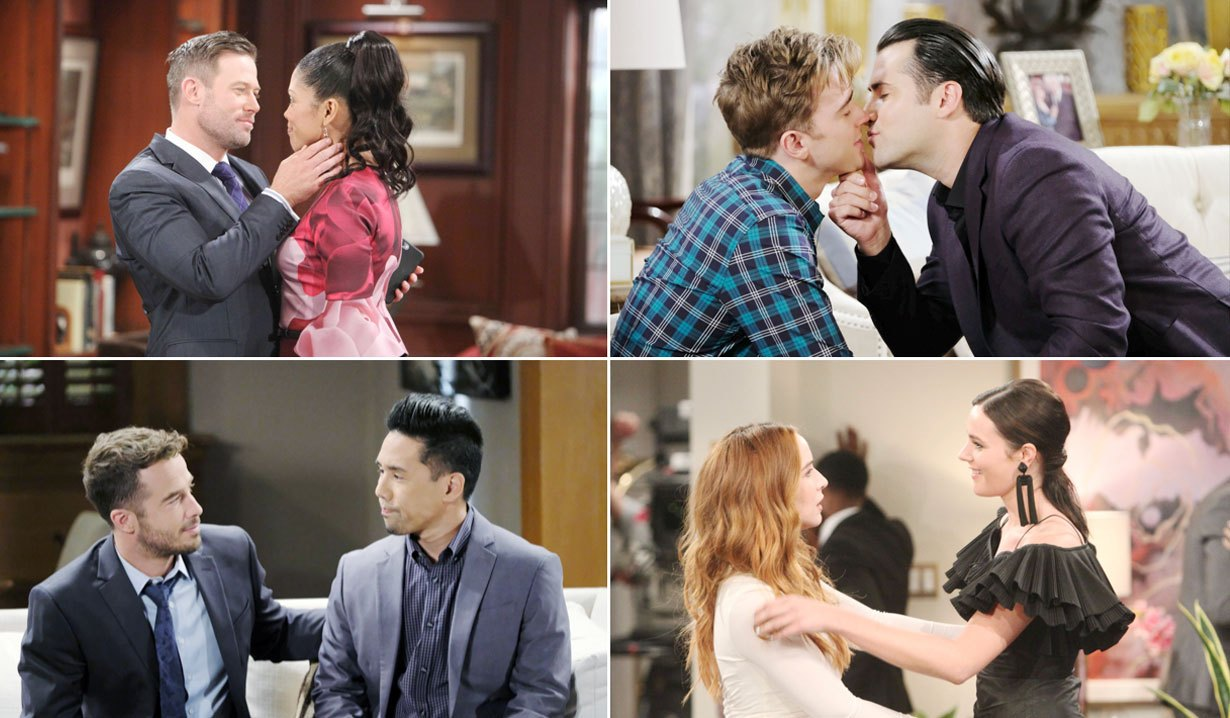 LGBTQ+ Characters on Soaps