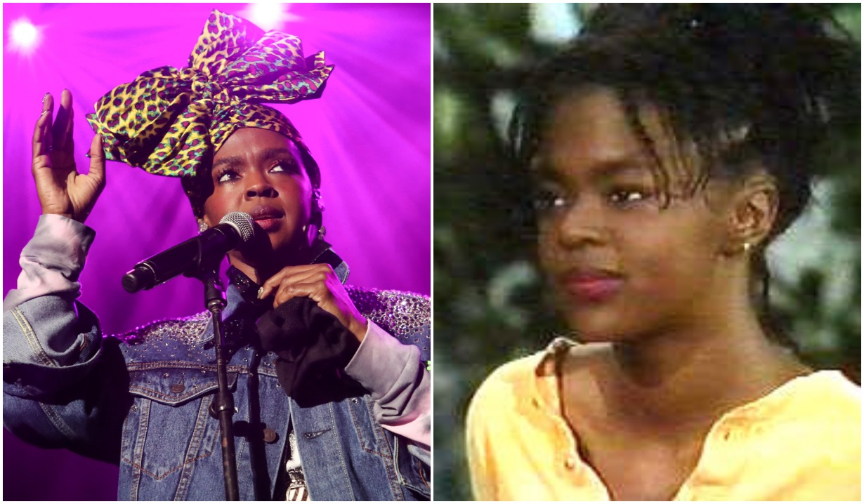 stars who did soap operas lauryn hill as the world turns