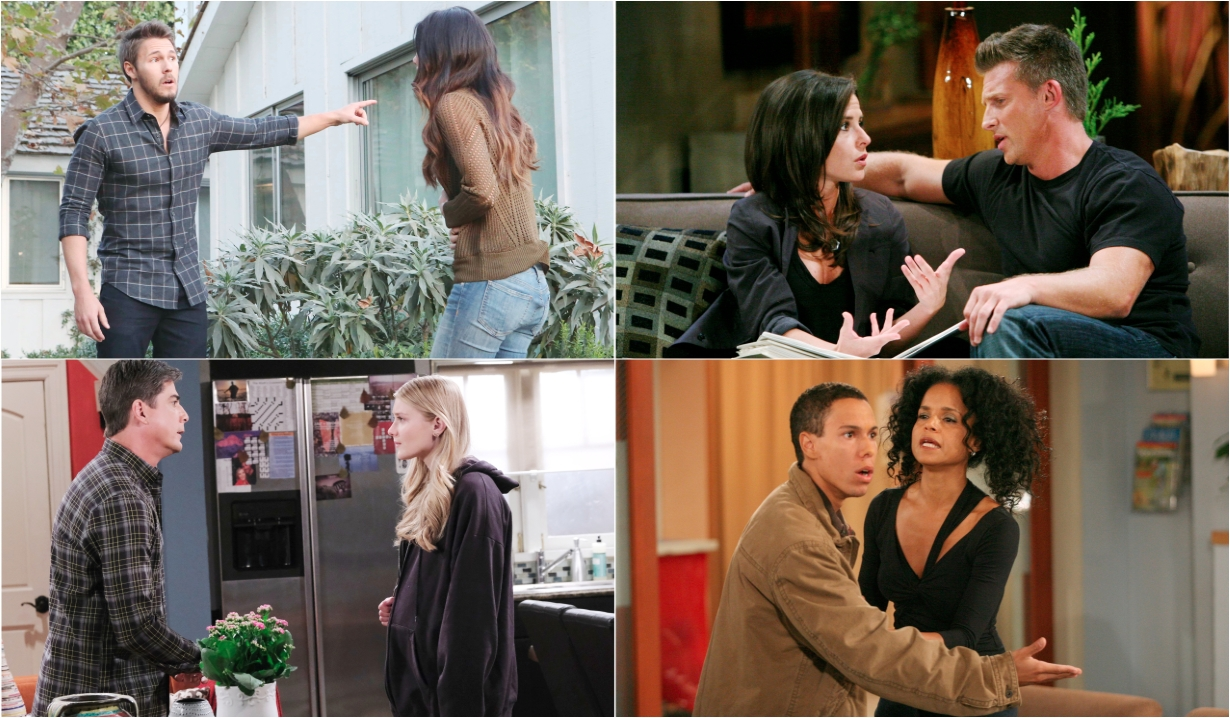 6-20-20 spoilers for B&B Y&R Days GH