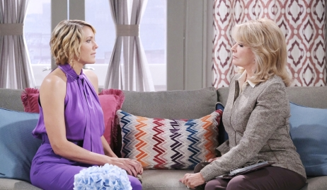 Nicole, Marlena chat Days