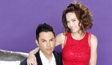 Rebecca Herbst & Michael Saucedo wedding anniversary GH