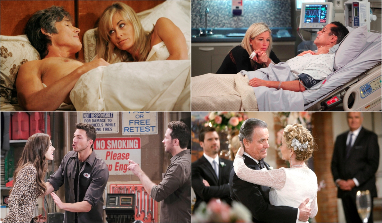 6-13-20 spoilers for B&B Y&R Days GH