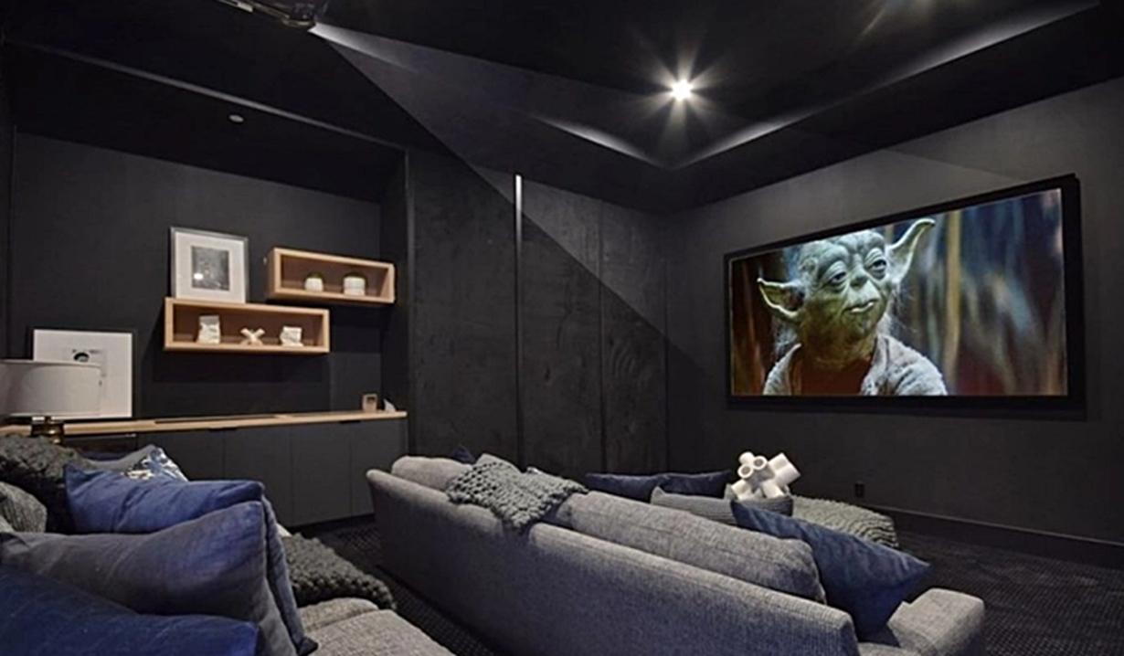 Shemar Moore home screening Y&R