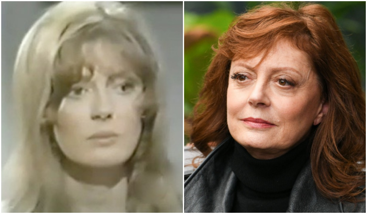 stars who did soap operas susan sarandon