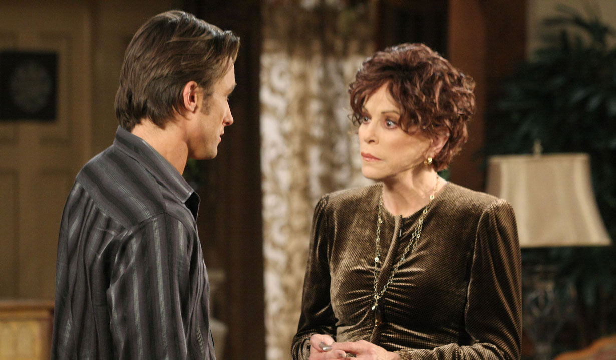 Vivian and Philip on Days