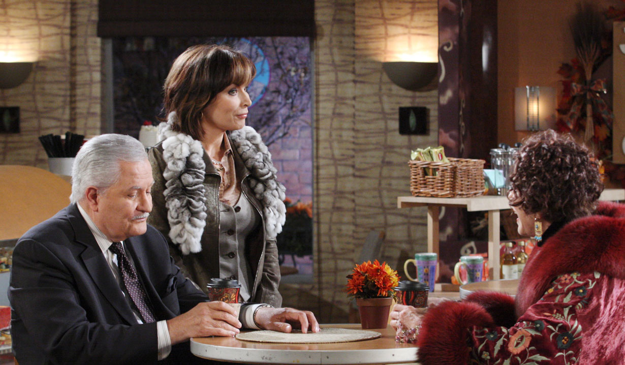 Vivian, Kate and Victor on Days