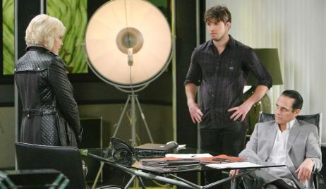 Ava, Morgan, Sonny face off on General Hospital