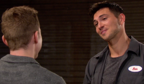 Ben asks Will to be best man Days of our Lives
