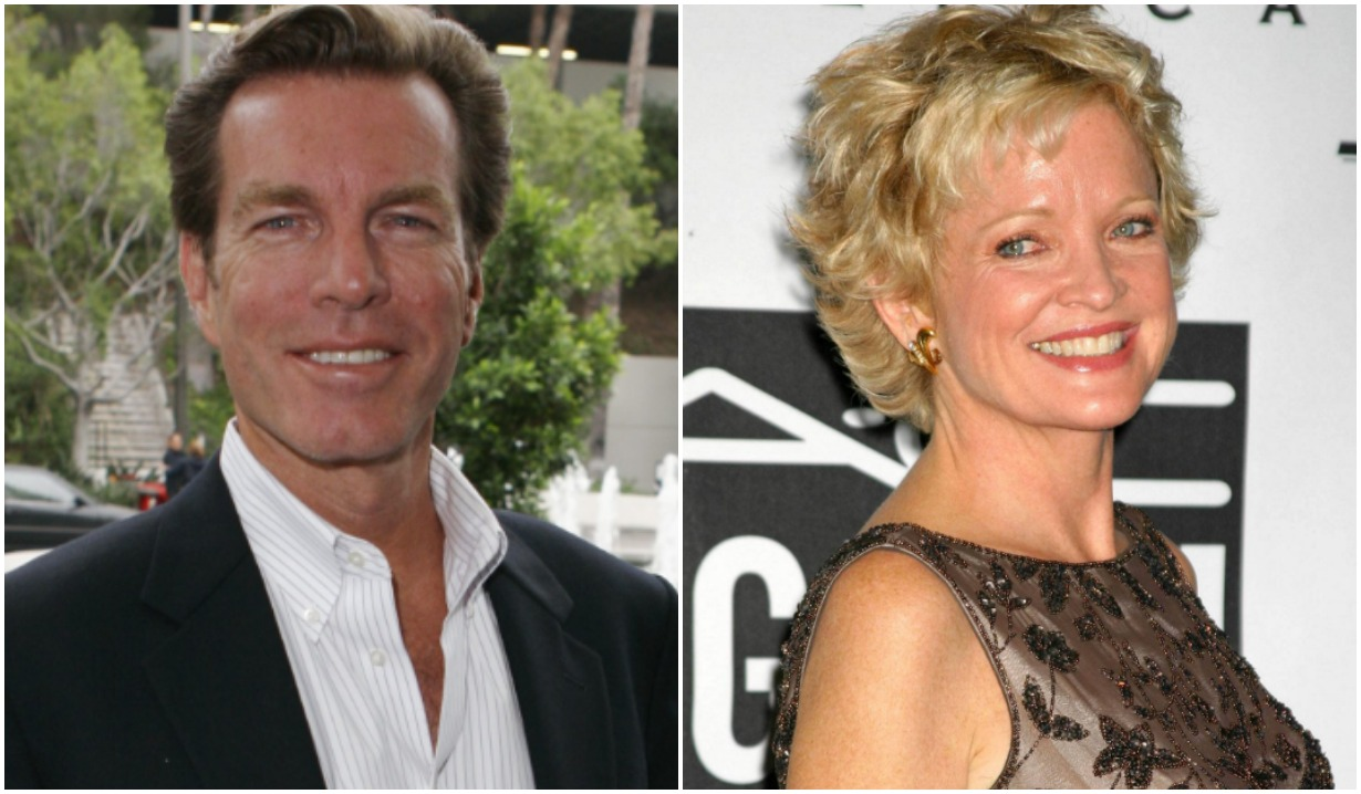 surprising real life soap couples peter bergman christine ebersole
