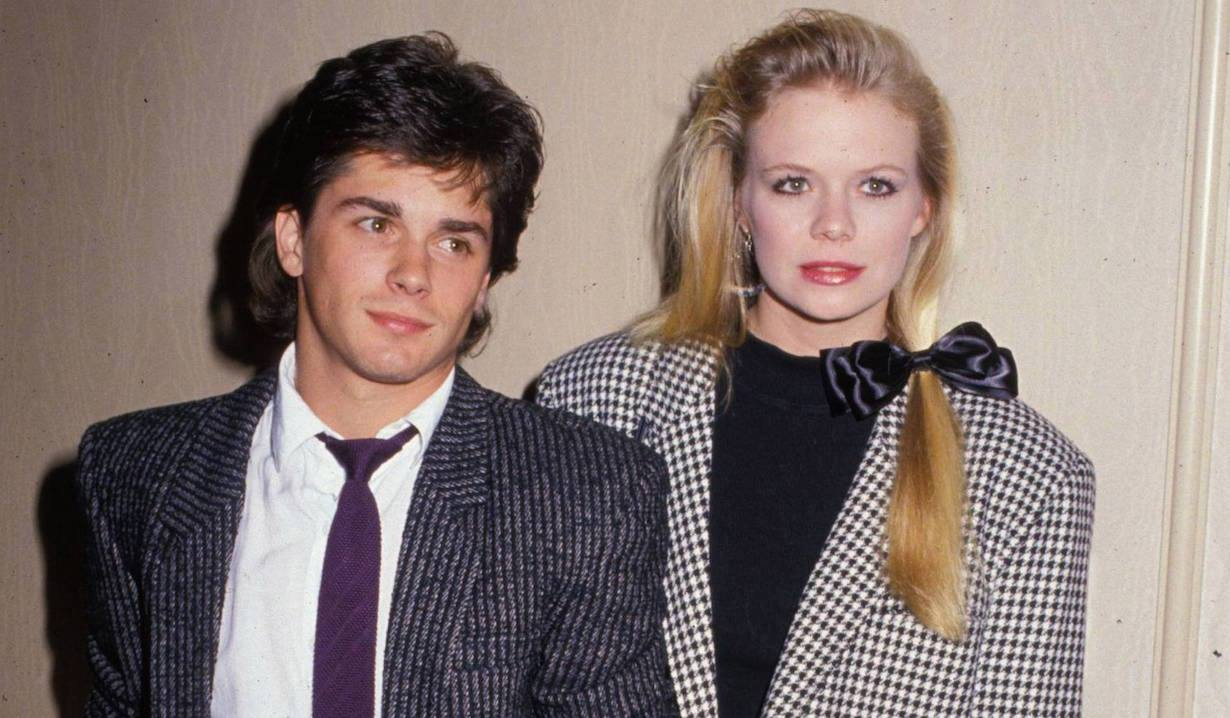 surprising real life soap couples marcy walker billy warlock