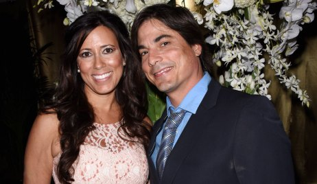 Bryan Dattilo and wife