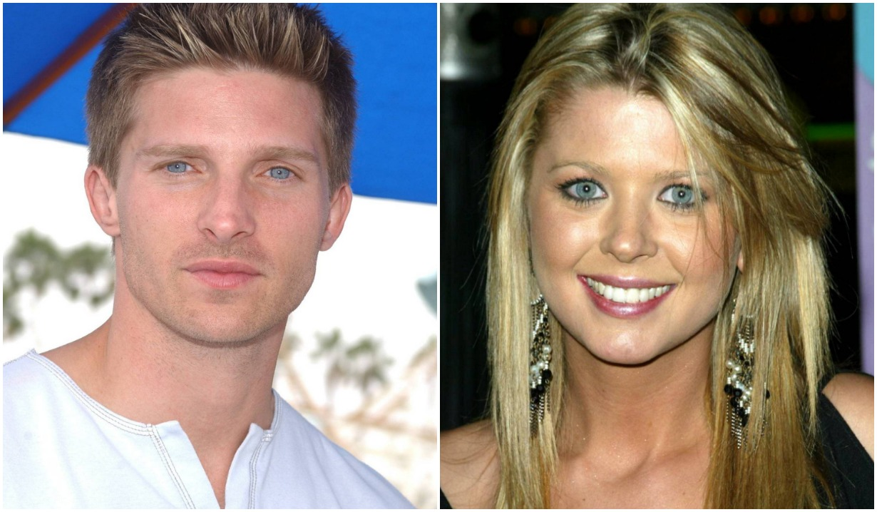 surprising real life soap couples steve burton tara reid