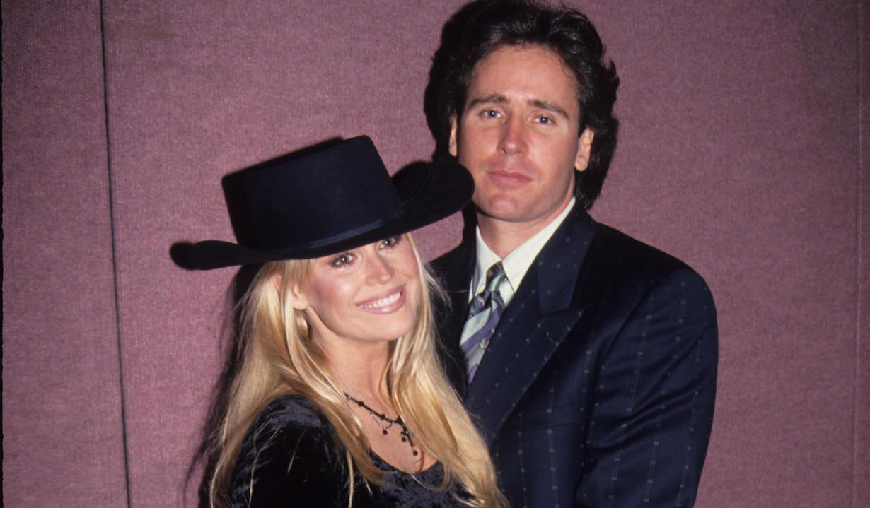 surprising real life soap couples catherine hickland michael e. knight