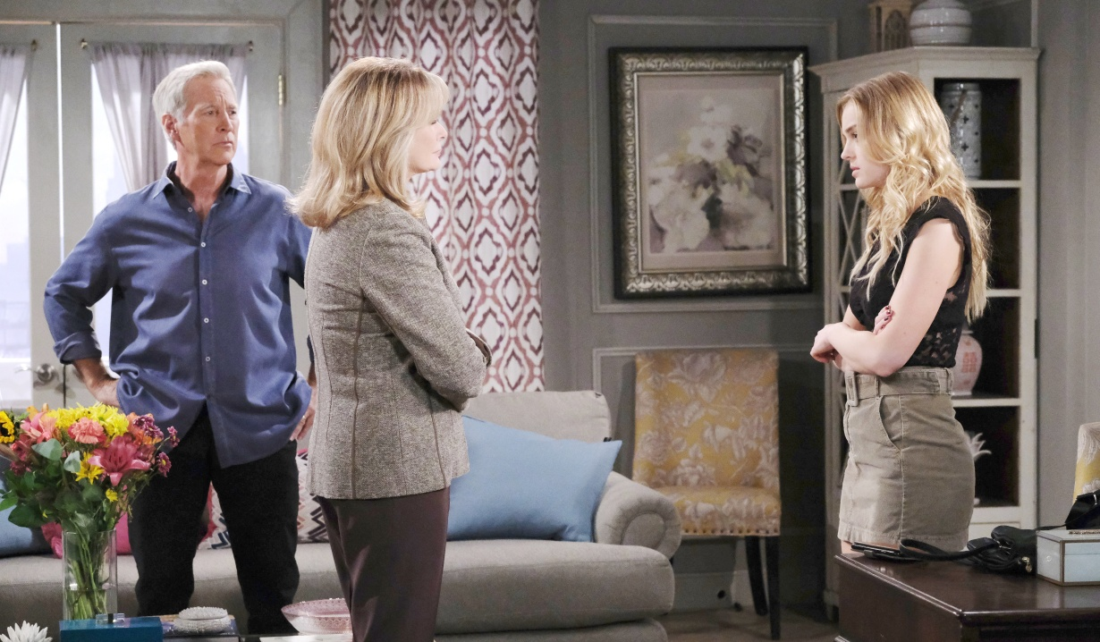 claire home with jarlena days