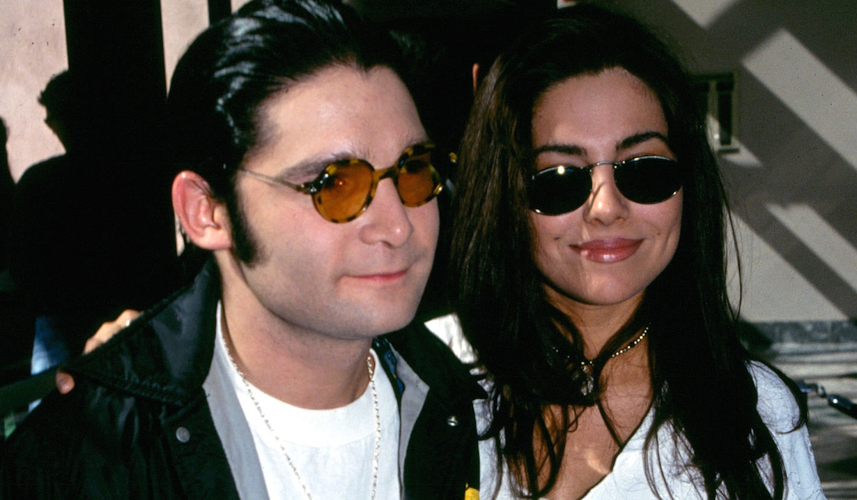 surprising real life soap couples vanessa marcil corey feldman