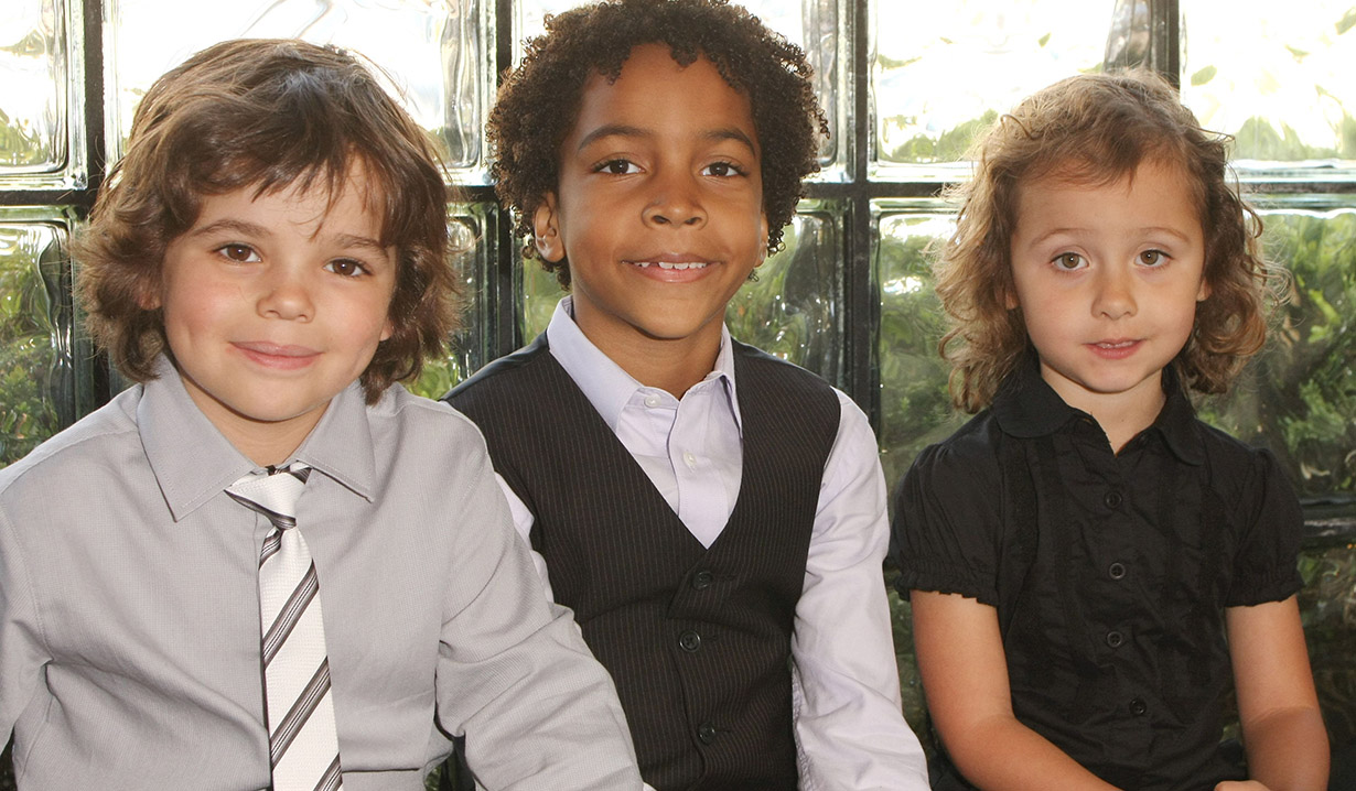 "Terrell Ransom, Aaron Kuntiz, Isabelle Roberts""Days of our Lives"""