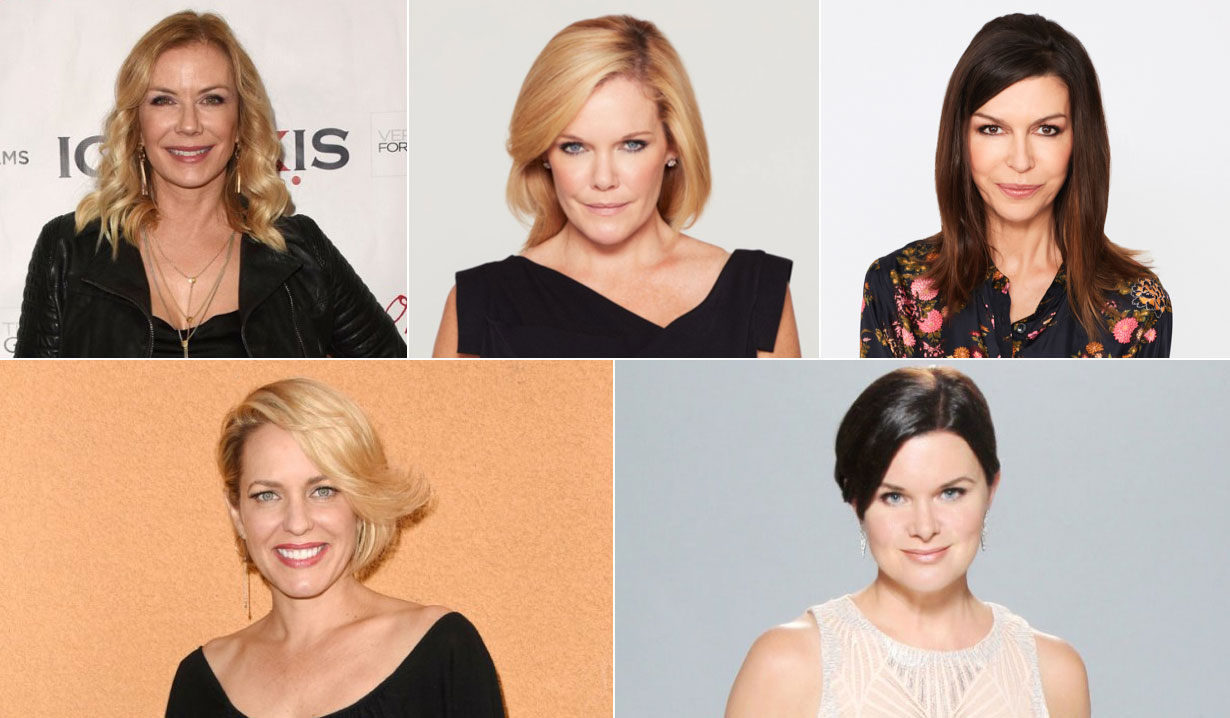 Daytime Emmy 2020 Outstanding Actresses