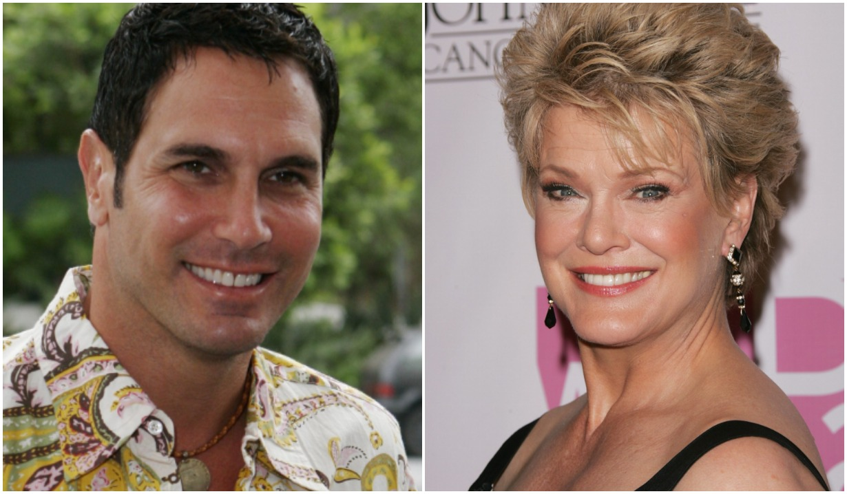 surprising real life soap couples don diamont gloria loring