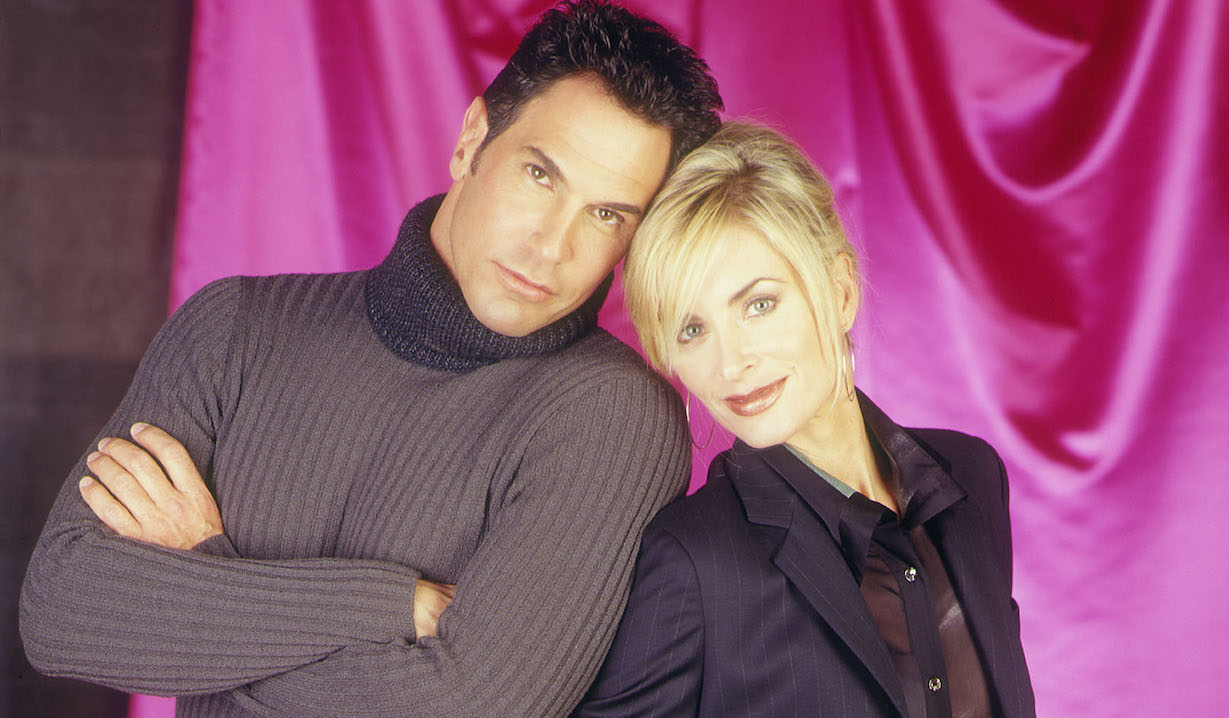 surprising real life soap couples eileen davidson don diamont
