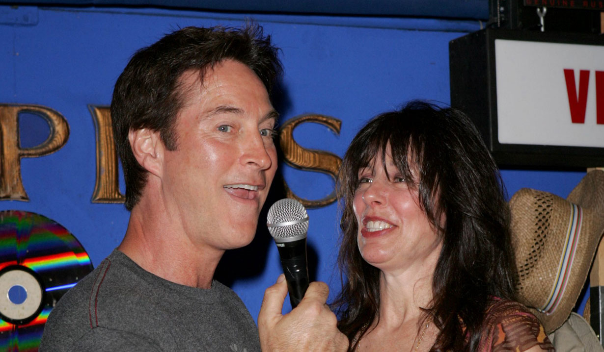 Drake Hogestyn and wife Victoria Post Days