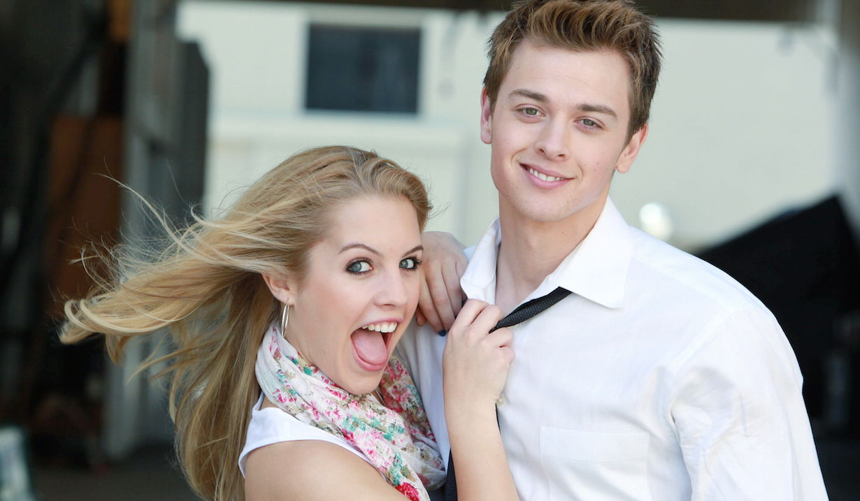 surprising real life soap couples chad duell kristen alderson
