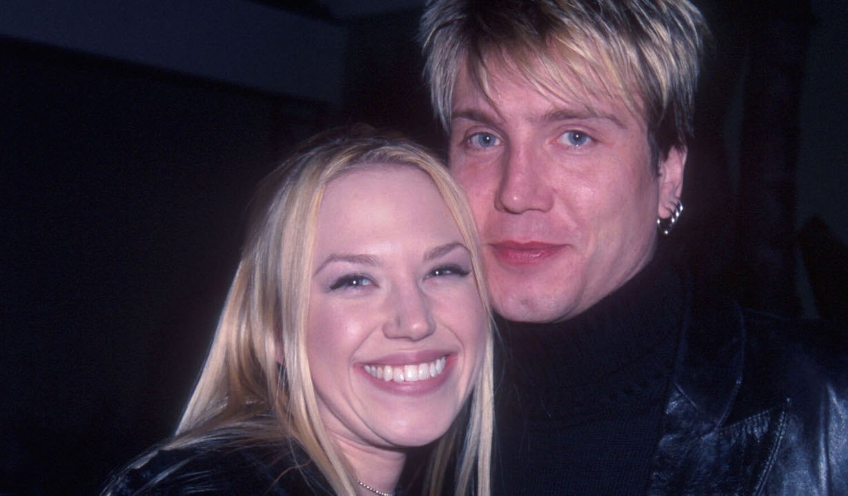 surprising real life soap couples Adrienne Frantz Johnny Rzeznik
