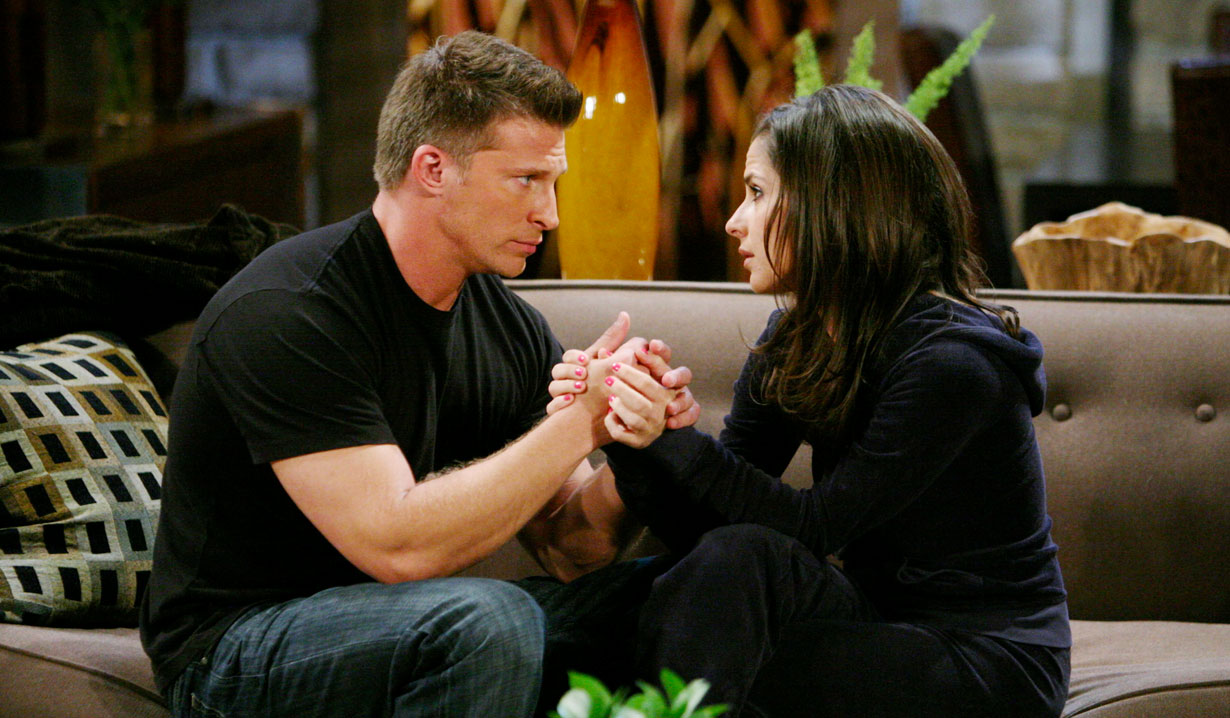 Jason and Sam's Romance on GH