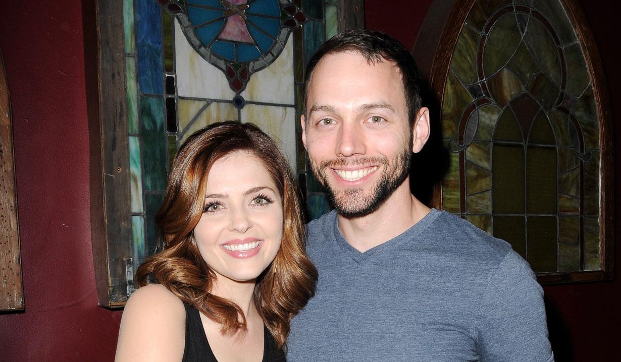 Jen Lilley and Husband Jason Wayne