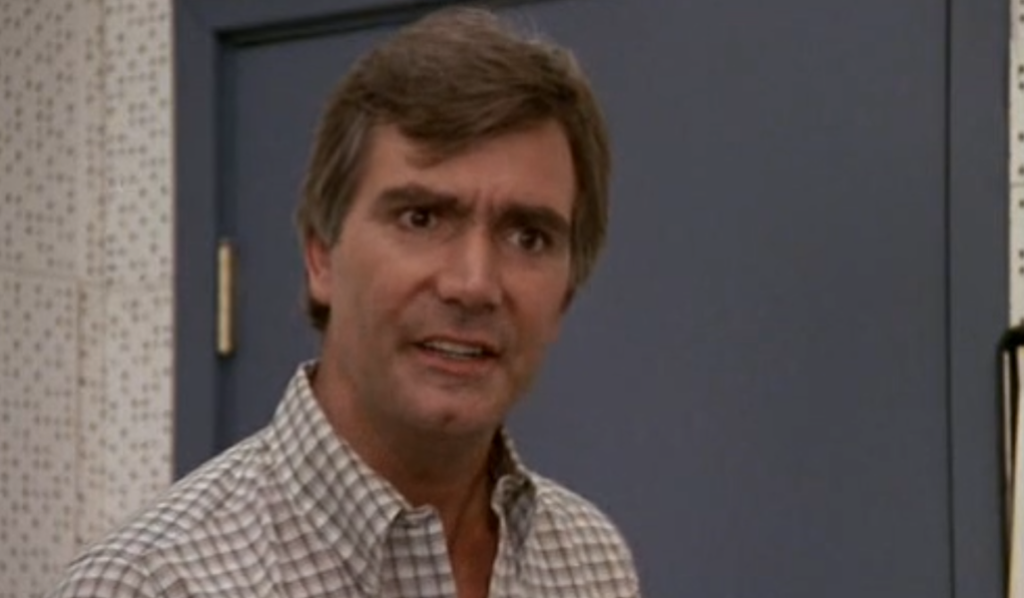 "John McCook in ""Remington Steele"""