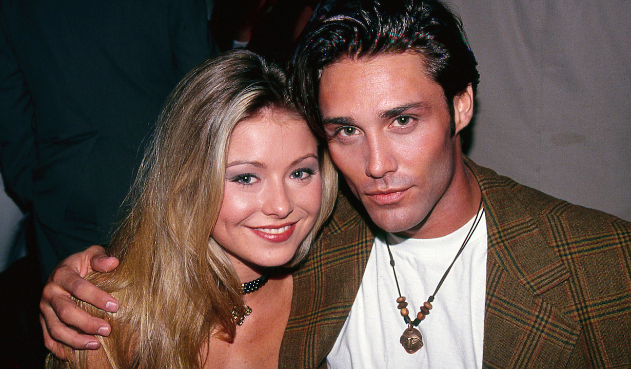 surprising real life soap couples Kelly Ripa Vincent Young