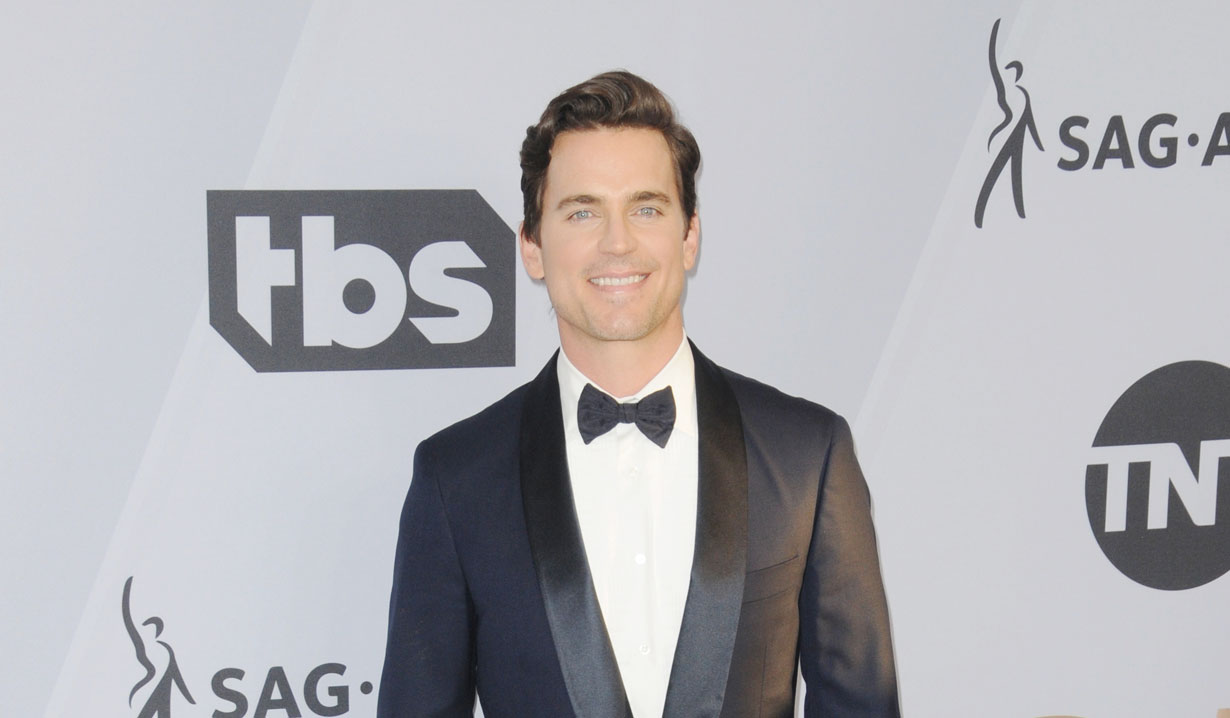 Matt Bomer Ben Reade on GL