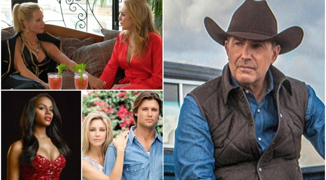 primetime soap operas streaming yellowstone