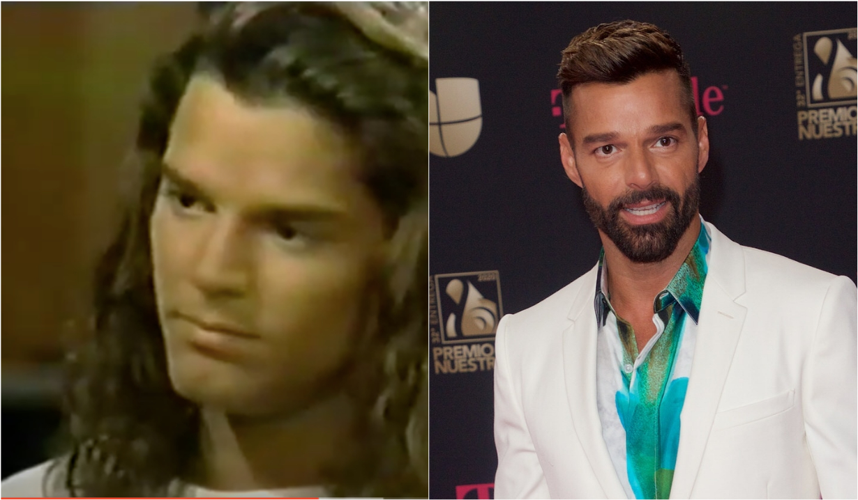 Ricky Martin where are they now General Hospital