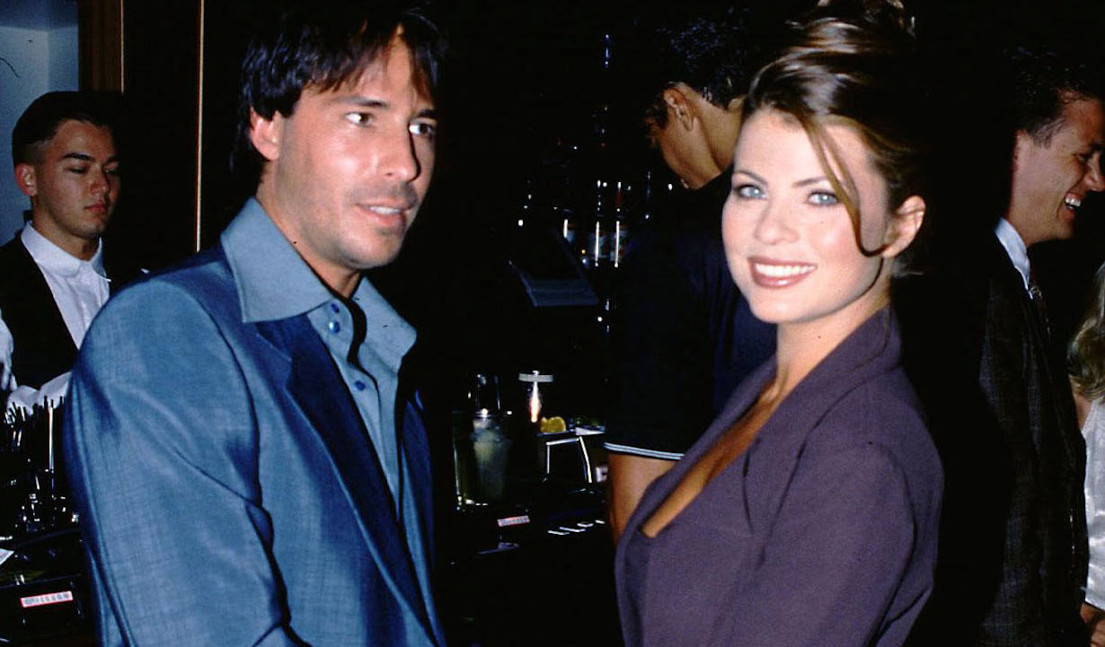 surprising real life soap couples Ricky Paull Goldin Yasmine Bleeth