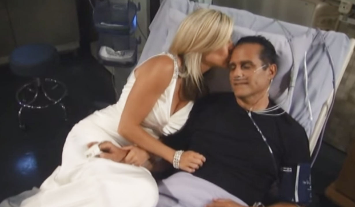 Sonny and carly hospital honeymoon gh