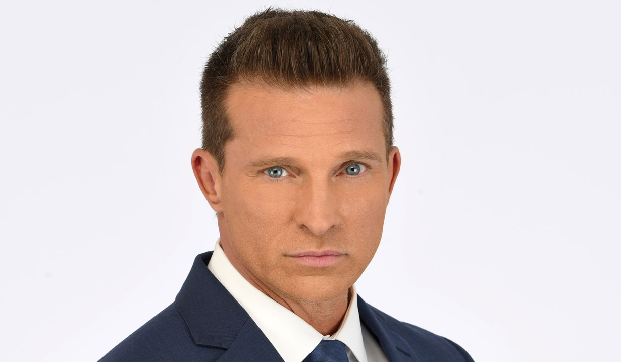 Steve Burton Reveals New Look - and Abs