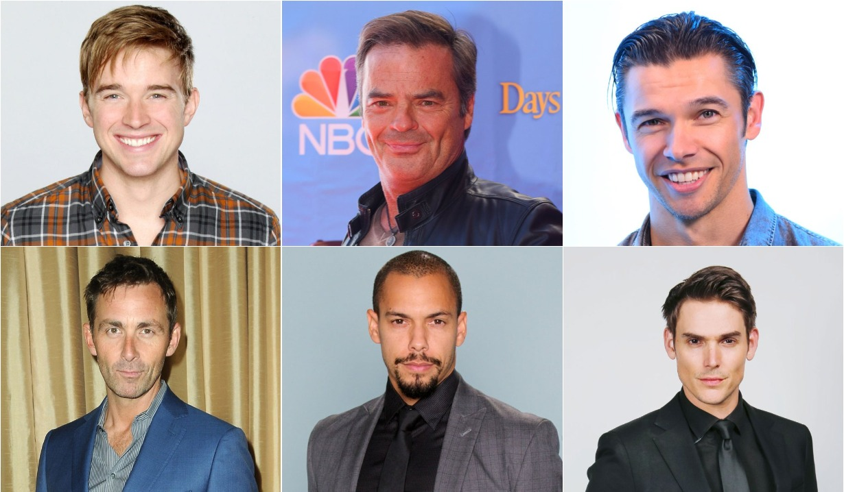 supporting actors emmy noms days, gh Y&R