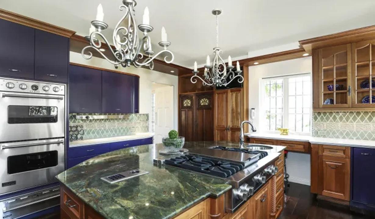 Ashley Benson home kitchen days