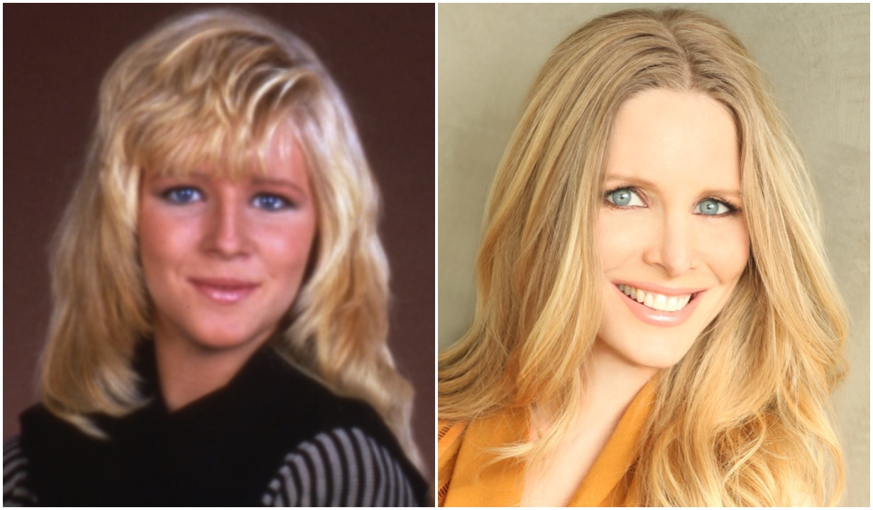 soap stars who grew up on screen yr christine