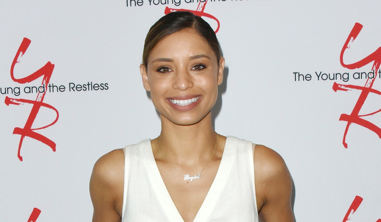 Brytni Sapry rescue dog Y&R