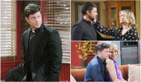 Days Eric's Final storyline collage